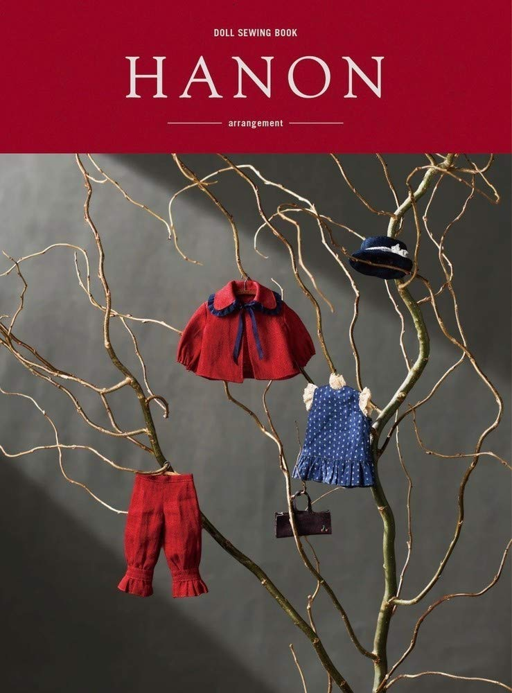 Doll sewing book HANON -arrangement