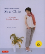 Happy Homemade Sew Chic 20 Simple Everyday Designs