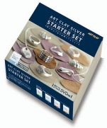 Art Clay Silver Starter Set A-166 + DVD