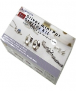 Sterling silver clay PMC3 mini pot starter + DVD