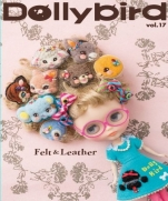 Dollybird vol.17 - Doll Clothes Sewing Pattern Book