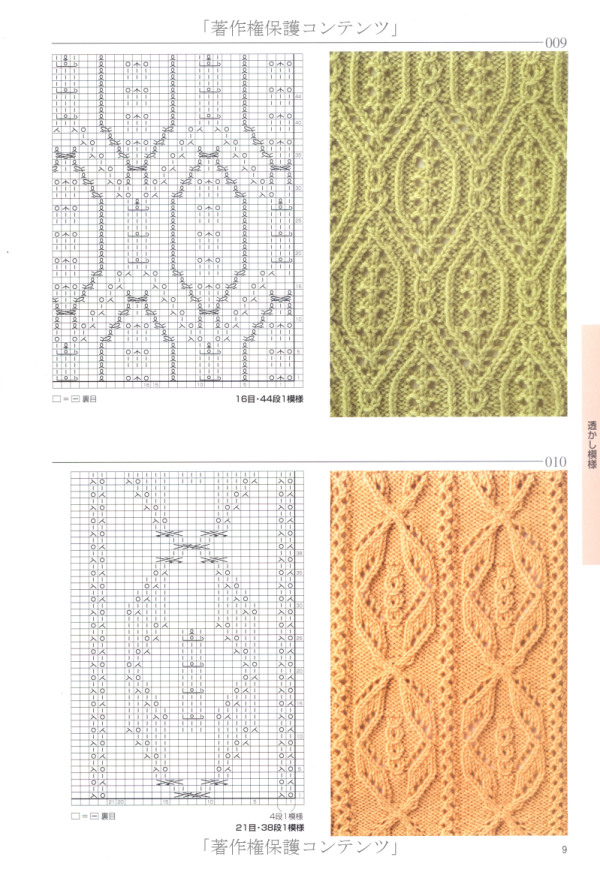 Couture knit | Knitting patterns 250
