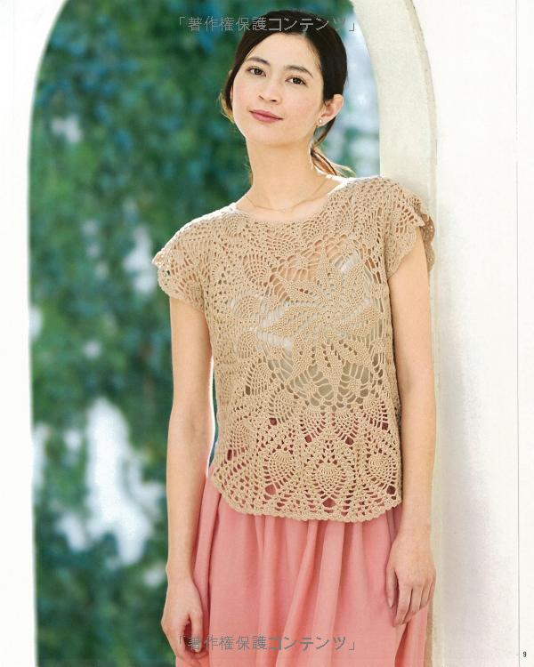 Beautiful crochet Spring-Summer 26