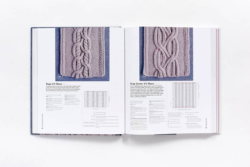 Norah Gaughans Knitted Cable Sourcebook