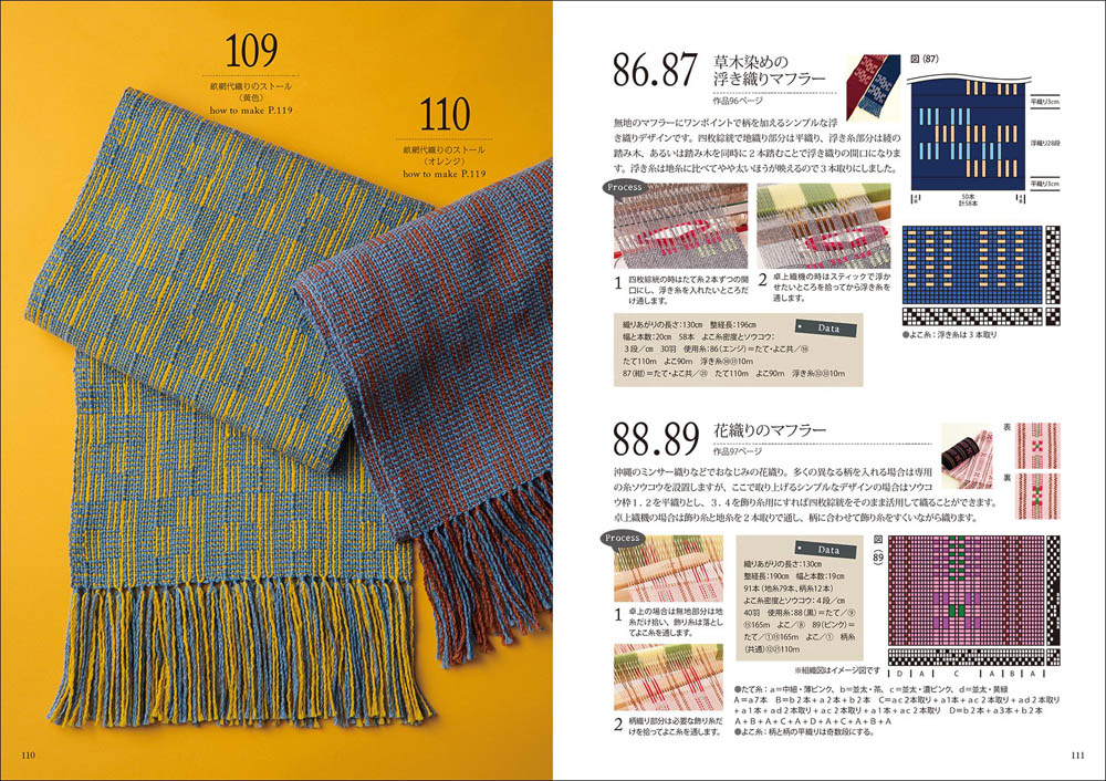 Scroll handwoven design 200 revised and enlarged edition