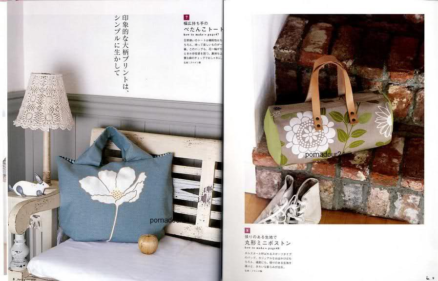 Fashion bag of Kamakura Suwanee