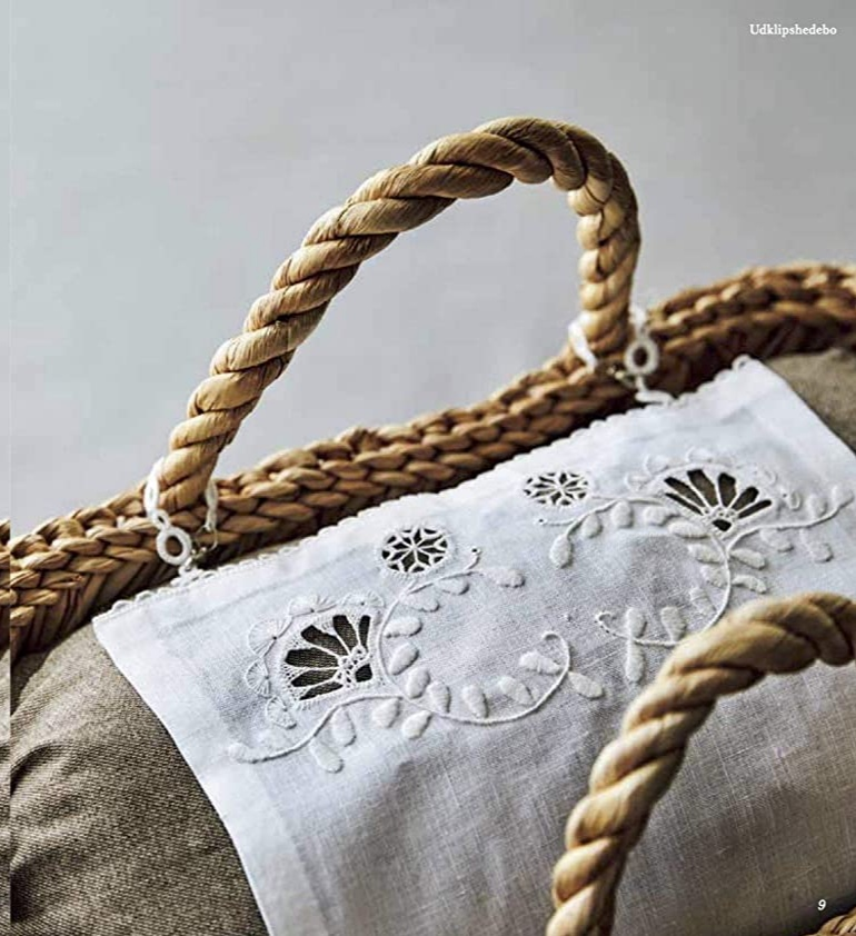 Small Danish embroidery