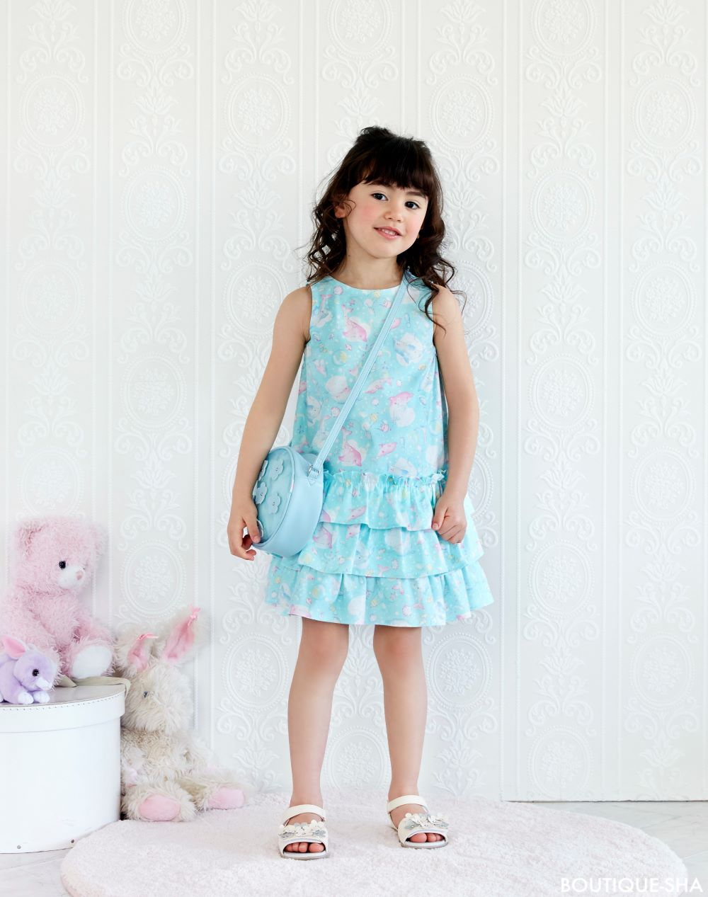 Easy hand-made childrens clothes 2019 summer
