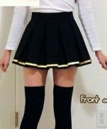 Школьная юбка Косплей - мастер класс по шитью.