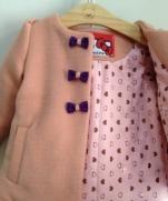 Выкройка детского пальто