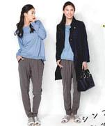 Выкройки женских брюк из журнала Style book №2 2015