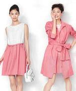 Лето в розовом цвете - выкройки эффктного ансамбля