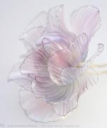 Kanzashi (кандзаси) - японское искусство украшения для волос + мастер-класс