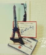МК по созданию объемной открытки из путешествия