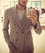 Мужской пиджак, размеры 42-54. Часть 1