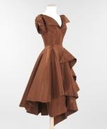 Homage to Charles James 1952 | Выкройка платья 1952 года Чарльза Джеймса
