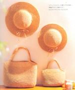 Вязание летней шляпы крючком с пошаговыми фото (мастер-класс)