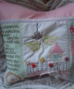 Очаровательные подушки с птичками