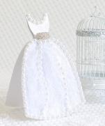 Модные открытки с платьями