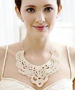 Модное вязание крючком - воротничок | Fashionable Crochet - Collar