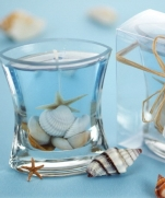 Как сделать прозрачные гелевые свечи своими руками