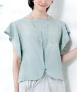 Выкройки блузок из японских журналов