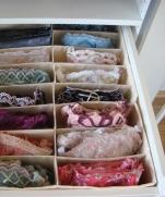 Органайзер для нижнего белья своими руками | Organizer for underwear