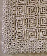 Как связать рюши юбочки на филейной сетке? .  Как делать прибавки для вязания крючком.