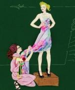 Иллюстрации из ткани Paula Sanz Caballero