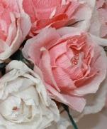 Мастер-класс - Роза из гофробумаги