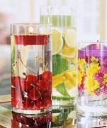 Романтическое украшение стола за несколько минут!