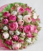 Английская роза (мастер-класс)