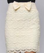 Шикарная юбка крючком
