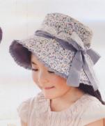 Шитье летней шляпки для мамы и дочки