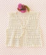Жилетки крючком. Часть 1 | Crochet vest. Part 1