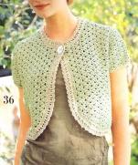 Жилетки крючком. Часть 3 | Crochet vest. Part 3