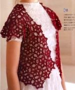 Жилетки крючком. Часть 2 | Crochet vest. Part 2