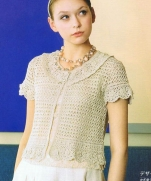 Жилетки крючком. Часть 4 | Crochet vest. Part 4