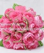 Цветы из шелковых лент от Suzana Mustafa (мастер-класс)