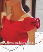 Детали - особенности моделирования рукава | Details of modeling sleeves