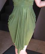 Схема кройки юбки из книги Drape drape