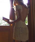 Вяжем платье от Alzira Vieira