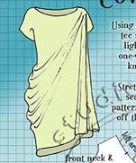 Платье в греческом стиле от студии дизайна одежды studiofaro.com