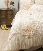 Идеи для декора постельного белья. Постельное белье ручной работы. Винтажное постельное белье.
