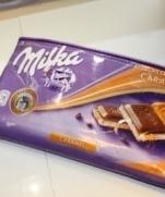 Косметичка из обертки от шоколадки