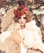 Вязаные шапочки Magic Doll для вдохновения
