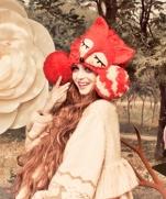 Вязаные шапочки Magic Doll для вдохновения. Часть 2