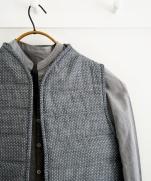 Мужской жилет МК / Mens vest (Master Class)