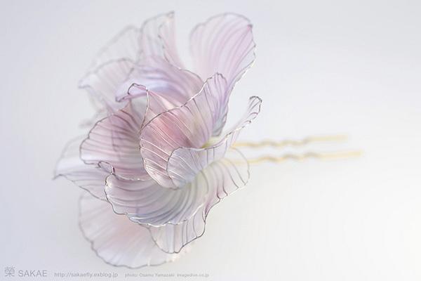 Японская шпилька для волос