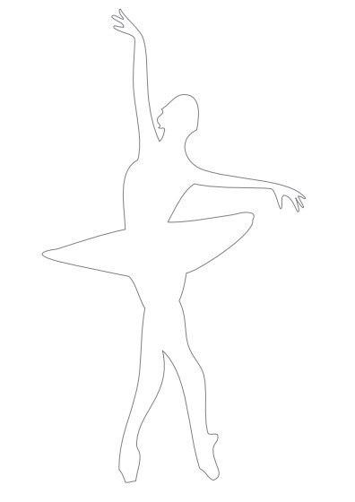 美丽的芭蕾舞者